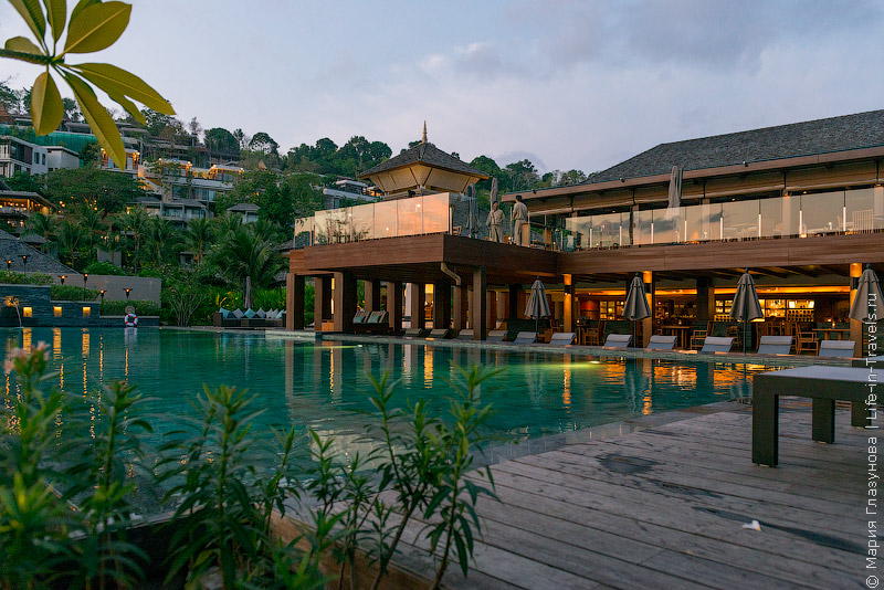Отель Anantara Phuket Layan Resort & Spa 5*, Пхукет